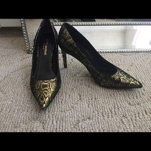 Saint Laurent pumps heels size 7